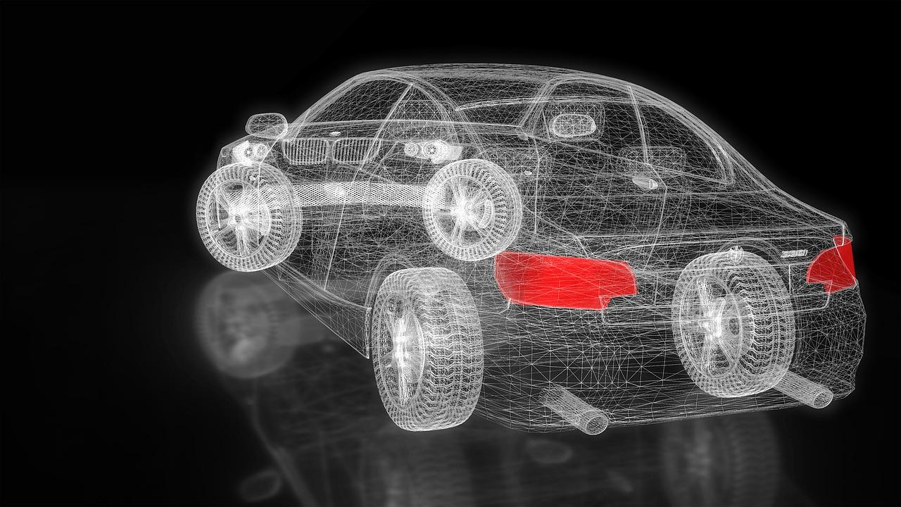 automotive blueprint